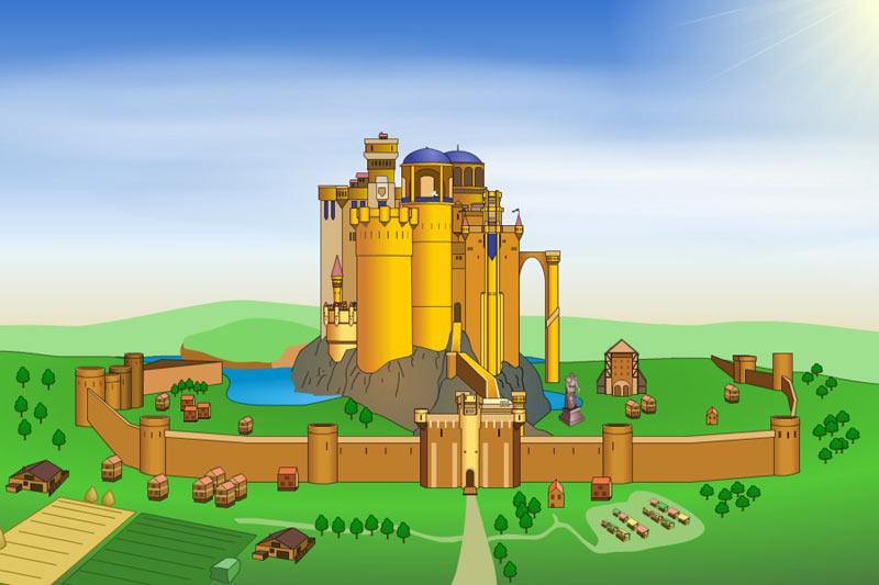 игра две башни 2